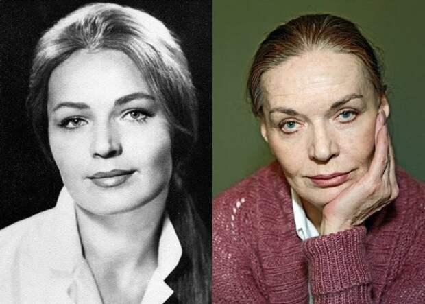 10 красавиц советского кино в молодости и старости