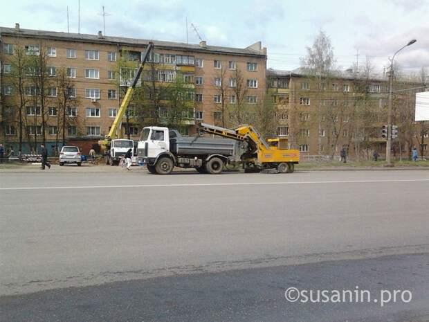 Более 7000 тонн смета вывезли с улиц Ижевска с начала марта