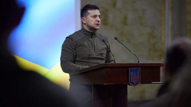 Зеленский не исключил вариант полномасштабной войны между РФ и Украиной