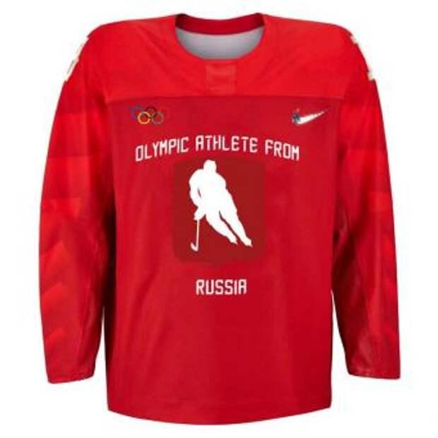 Русофобы недовольны формой российских хоккеистов на Олимпиаде