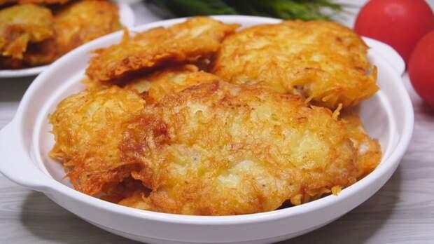 Фото из статьи от  20 апреля 2020 Курица в картофельной соломке