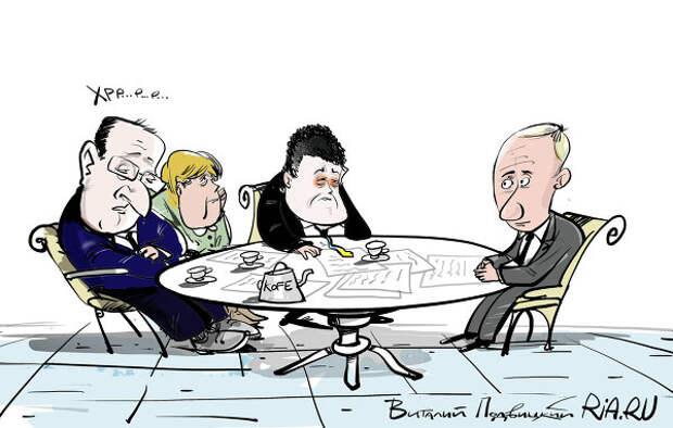 """Пушков о предложении вручить Меркель Нобелевскую премию: """"не рано ли"""""""