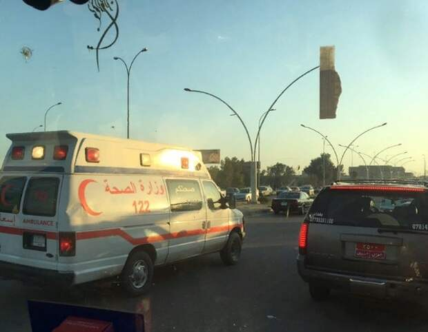 В Ираке десятки людей погибли при крушении туристического судна