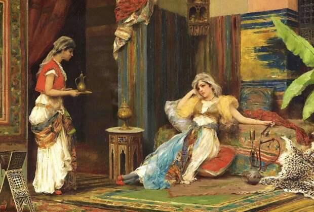 Трагическая история женщин в турецких гаремах