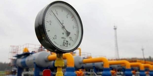 Калининград получает газ через Литву