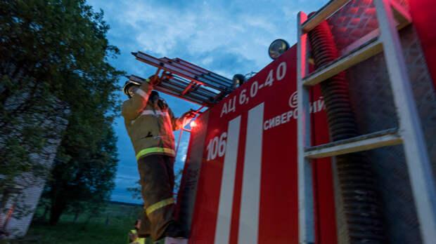 Хлопок бытового газа произошел в жилом доме в Нижегородской области