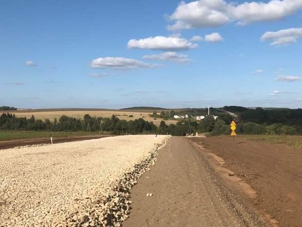 Александр Бречалов: в 2021 году сделаем акцент на ремонте сельских дорог