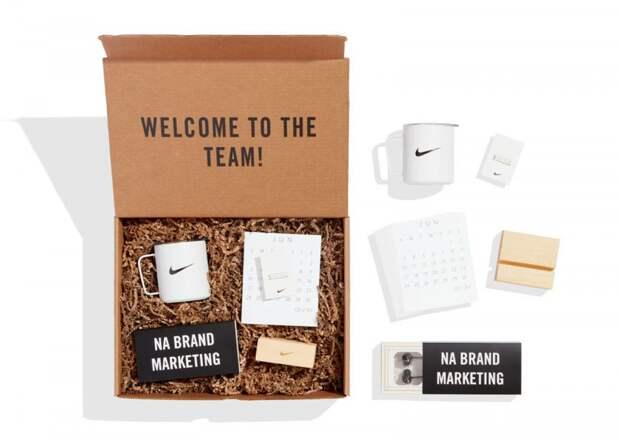 Вот какие подарки дарят в 7 крупных компаниях в первый рабочий день