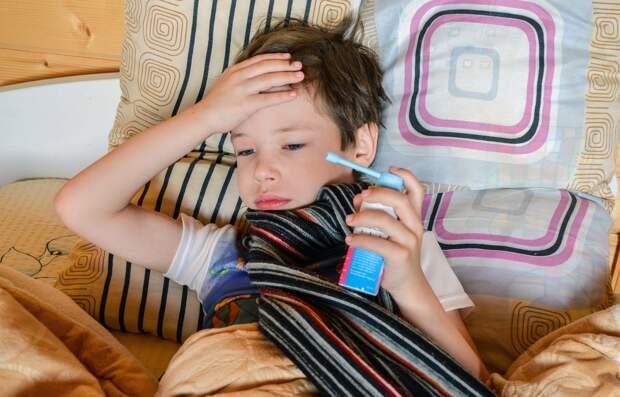 Более 9,5 тыс жителей Удмуртии заболели ОРВИ за последнюю неделю февраля