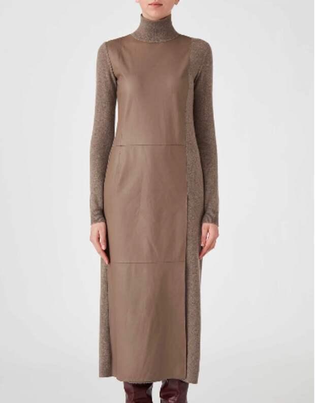 Какое платье надеть зимой женщине в возрасте, чтобы выглядеть стильно и элегантно