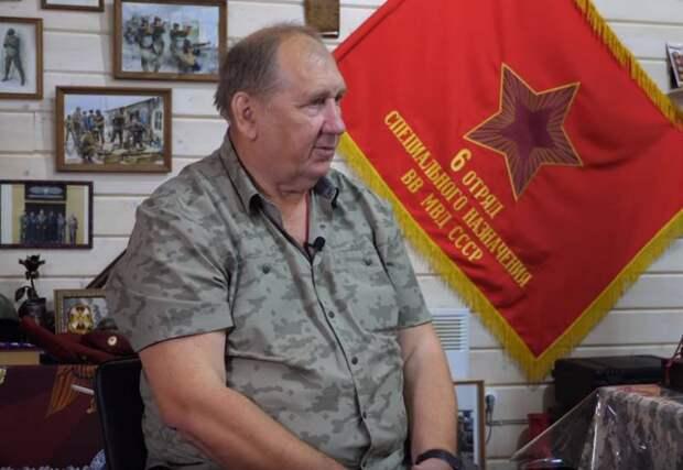Сергей Лысюк - живая легенда спецназа