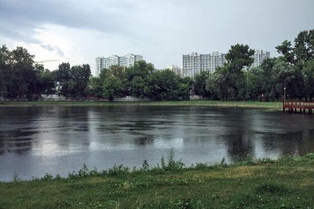 Москвич пытался спасти собаку и утонул в озере