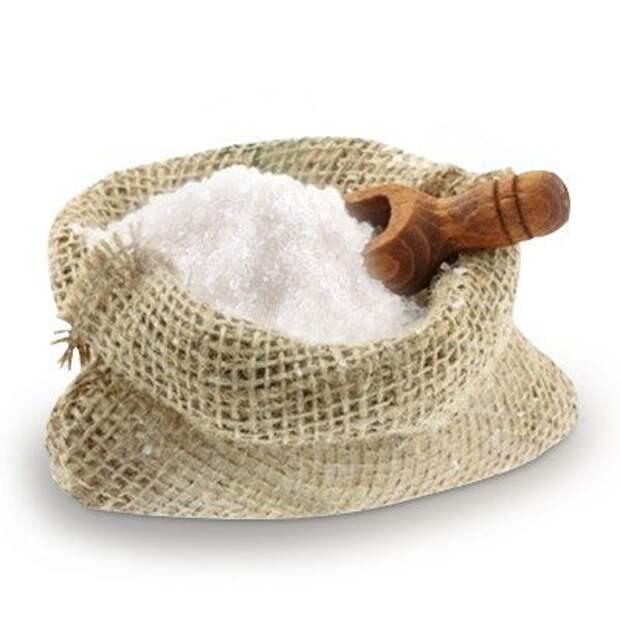 Пожалуй, самое дешёвое лекарство: поваренная соль от всех скорбей