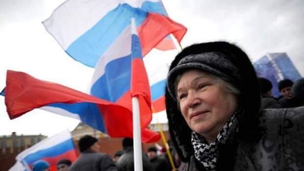 Украинцы воспринимают россиян куда позитивнее, чем те их