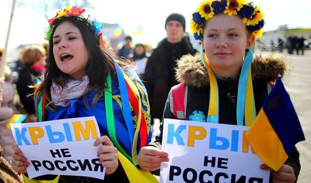 Гениальная многоходовочка: Украина задумала «гибридное возвращение» Крыма