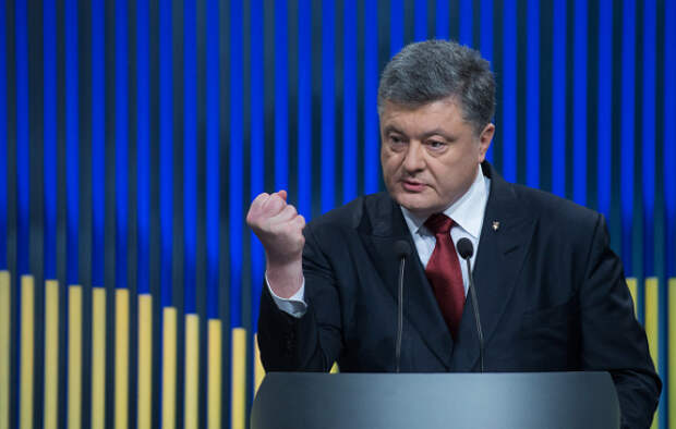 Порошенко обещает не «хихикать» и не «флиртовать» с Путиным