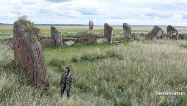 Долина мёртвых царей в центре России