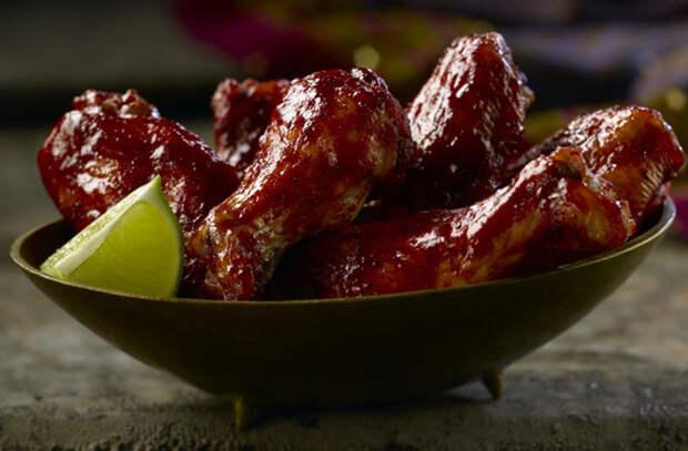 Лучшие приправы для жареной курицы
