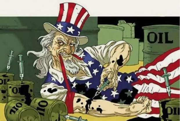 Александр Роджерс: Краткий перечень преступлений США