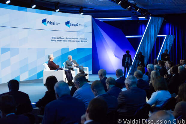 Климат, урбанизм, интеллект, идентичность и втулка-Россия. Третий день Ежегодного заседания клуба «Валдай»