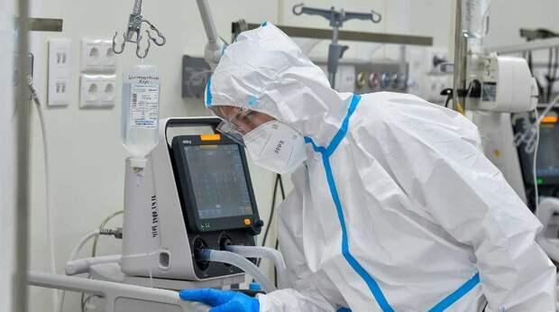 Рекорды по смертям и приросту: статистика по коронавирусу в России на 15 октября