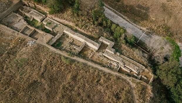 Голый и молчаливый: в Крыму сделана уникальная археологическая находка