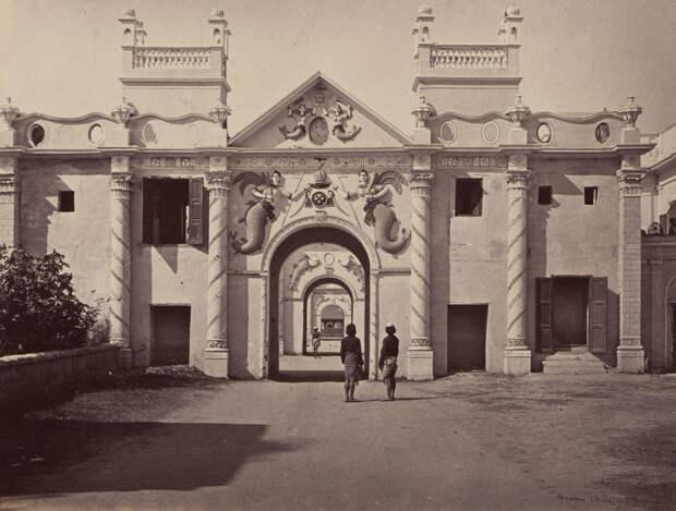 Albom fotografii indiiskoi arhitektury vzgliadov liudei 69