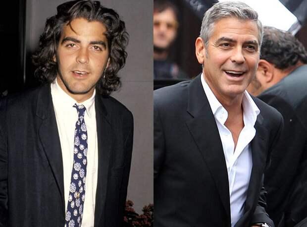 Джордж Клуни покорил сердца миллионов женщин
