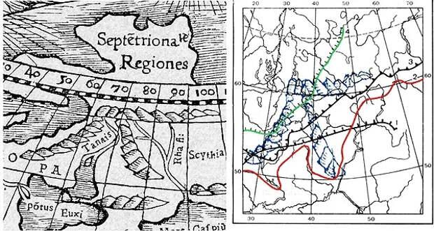 География богов: аномалии древних знаний, которых не должно быть
