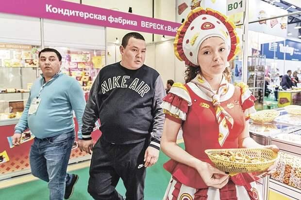 Страна прирастает украинцами