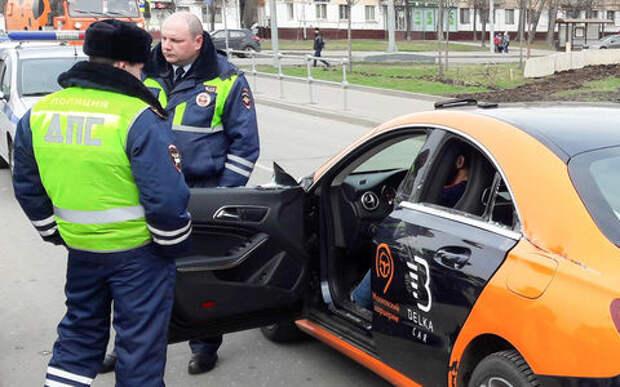 Каршеринг привлекут к ответственности за пьяных водителей