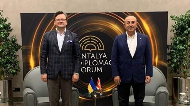 Союз Украины с Турцией: Киев на грани исторической ошибки