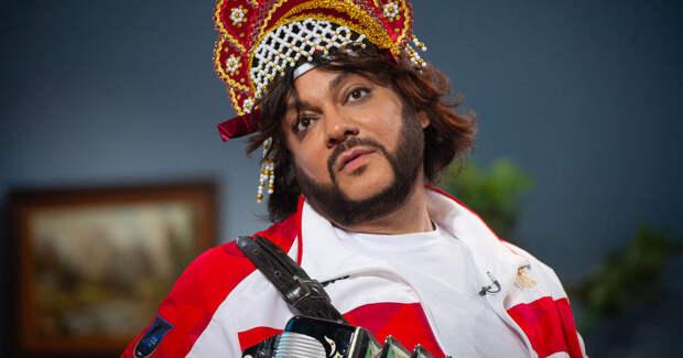 Киркоров в кокошнике, Старшенбаум с клубничкой: съемки шоу СТС