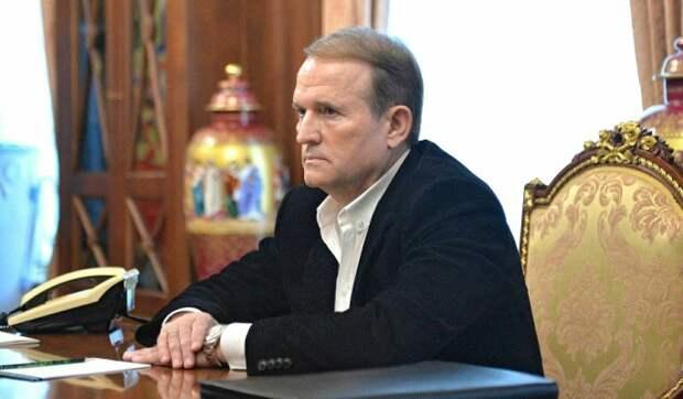 Медведчук ответил на санкции против него и жены: Зеленский перешел последние нравственные границы