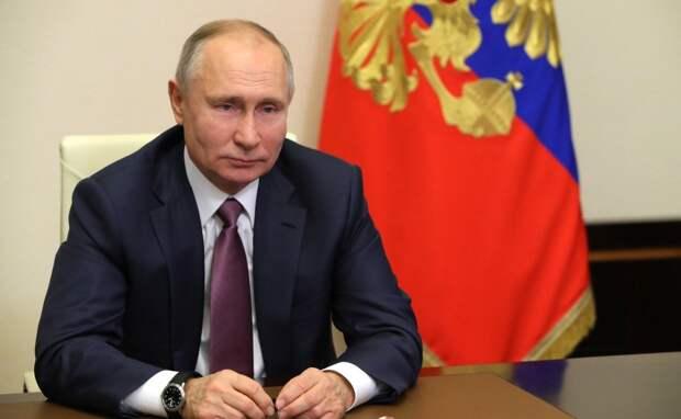 Путин проверит работу чиновников по посланию