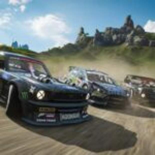 Forza Horizon 4 — Расположение амбаров с раритетами