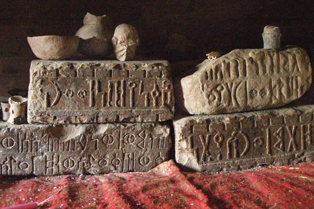 5 мертвых языков