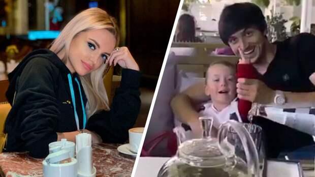 Азмуна заметили с бывшей женой Кержакова в ресторане. «Зенит» обещал наказать его за нарушение правил при пандемии