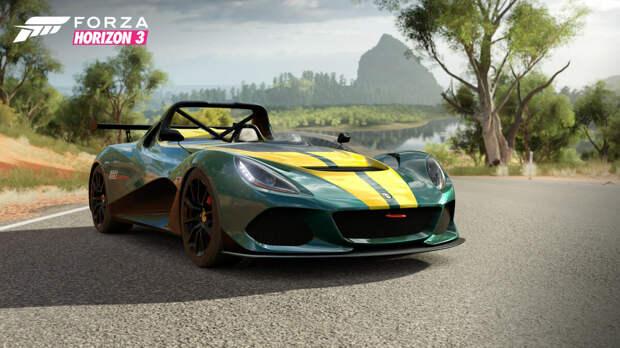 Forza Horizon 4 или Forza Horizon 3?