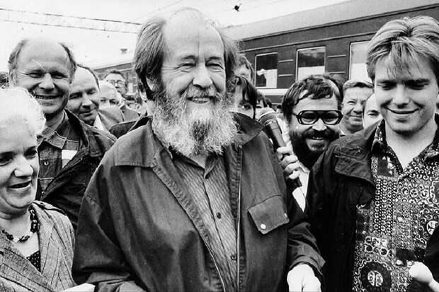 Цифру раскулаченных Солженицын одолжил у доктора Геббельса