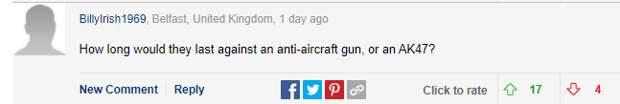 «Как быть с АК-47?»: британцы высмеяли «летающего десантника» Королевского флота