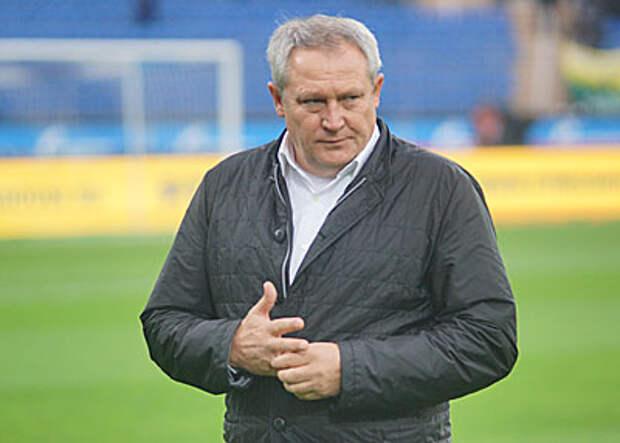 В женской сборной России по футболу - новый главный тренер