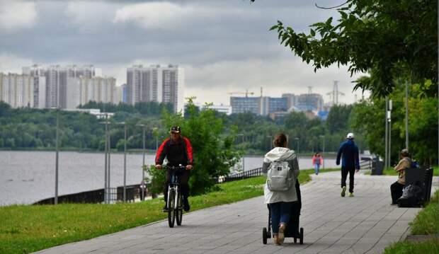 Парк 850-летия Москвы/Денис Афанасьев, «Юго-Восточный курьер»