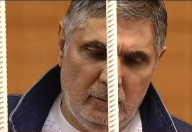 Вор в законе Захарий Калашов Шакро Курд