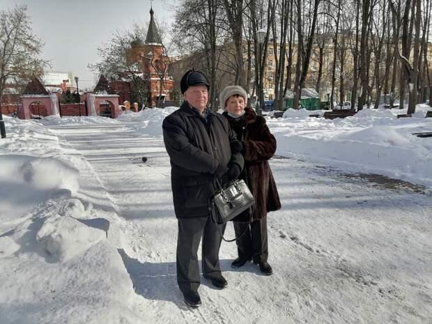 «Московское долголетие» соединило два одиноких сердца в Савеловском