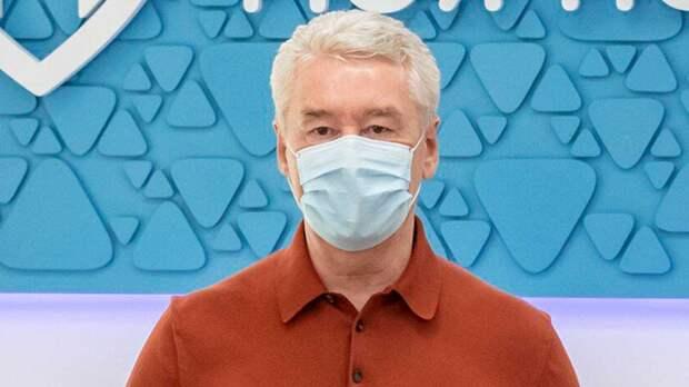 Взрыв заболеваемости. Собянин рассказал о ситуации с коронавирусом в Москве