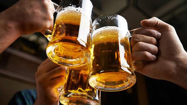 В мире по производству пива лидирует бельгийский концерн AB-InBev