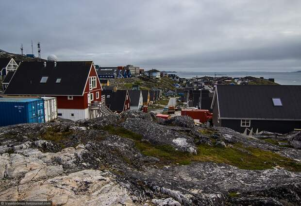 Спальный район Нуука. Как живут люди в Гренландии