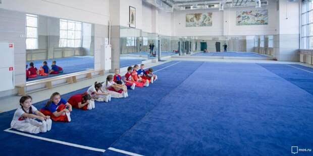 Новый тренировочный комплекс появится на Ленинградском проспекте