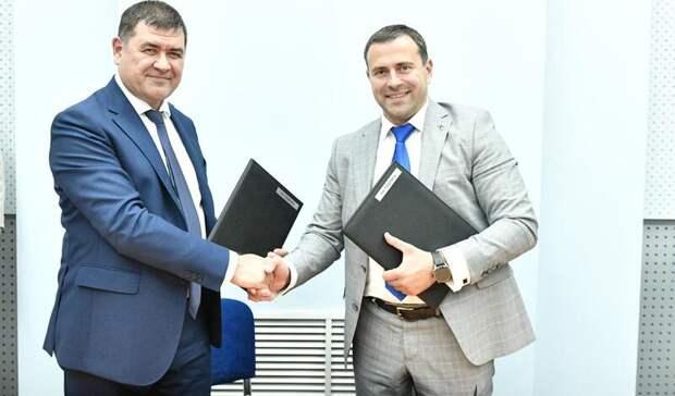 «Газпром газораспределение Уфа» и «Башинформсвязь» подписали соглашение